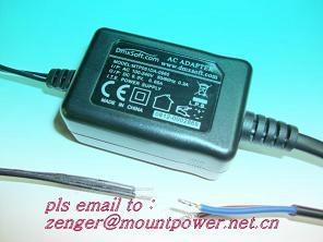 Sell Desk-Top power adapter MTP051DA-0965   9V0.65A 1