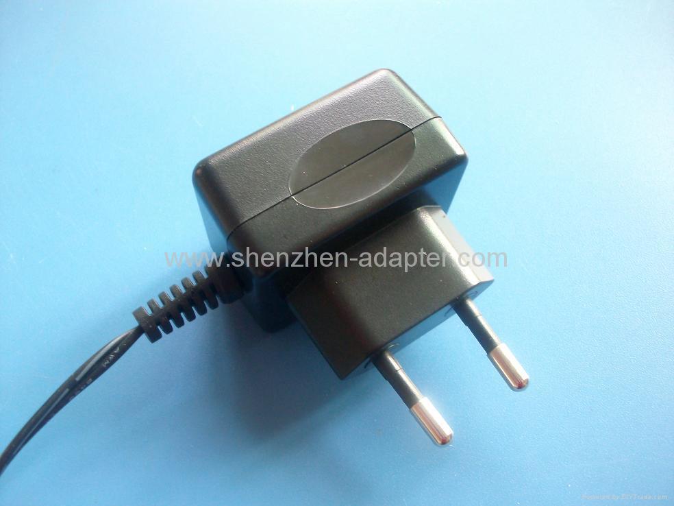 销售5W欧洲开关电源适配器 4