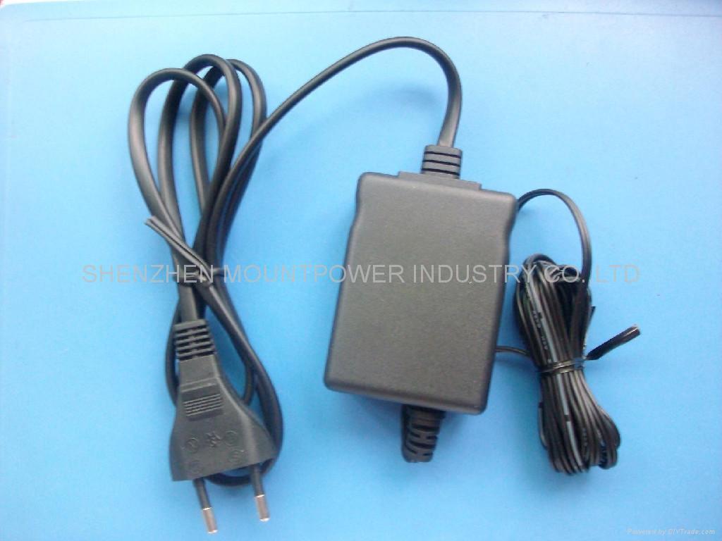 销售12W 桌面式开关电源适配器 4