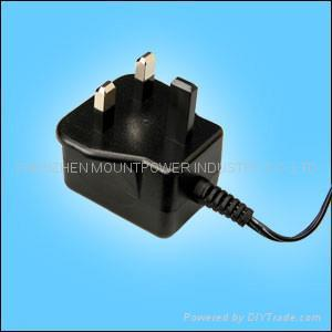 Sell 5W Series Switching AC/DC Adapters(UK plug) 2