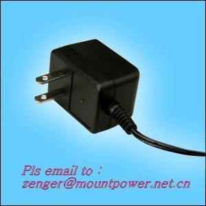 销售12v500ma美规开关电源 充电器 1