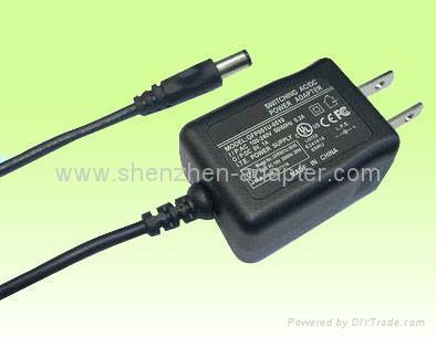 销售5W PSE认证开关电源 适配器 充电器 2