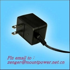 Sell 5v0.5a US power adaptor,power supply