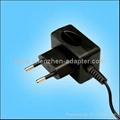 销售12V0.5A欧规充电器 3