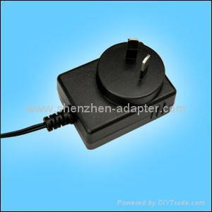Sell 5V1A Switching AC/DC Adapter  SAA plug  2