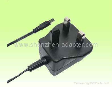 Sell 5V0.5A England ac adaptor 3