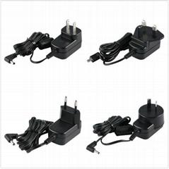 銷售12V0.5A插牆式開關電源適配器
