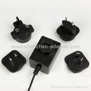 Sell 12W Series Wall mount Switching power Adaptor 5