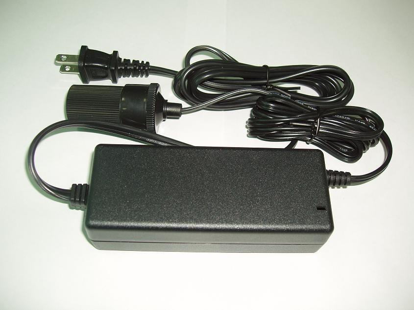 72W 12V6A POWER ADAPTER for car refrigerator 1