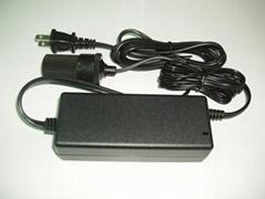 72W 12V6A POWER ADAPTER for car refrigerator