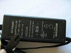 72W 12V6A 冷酒器电源适配器