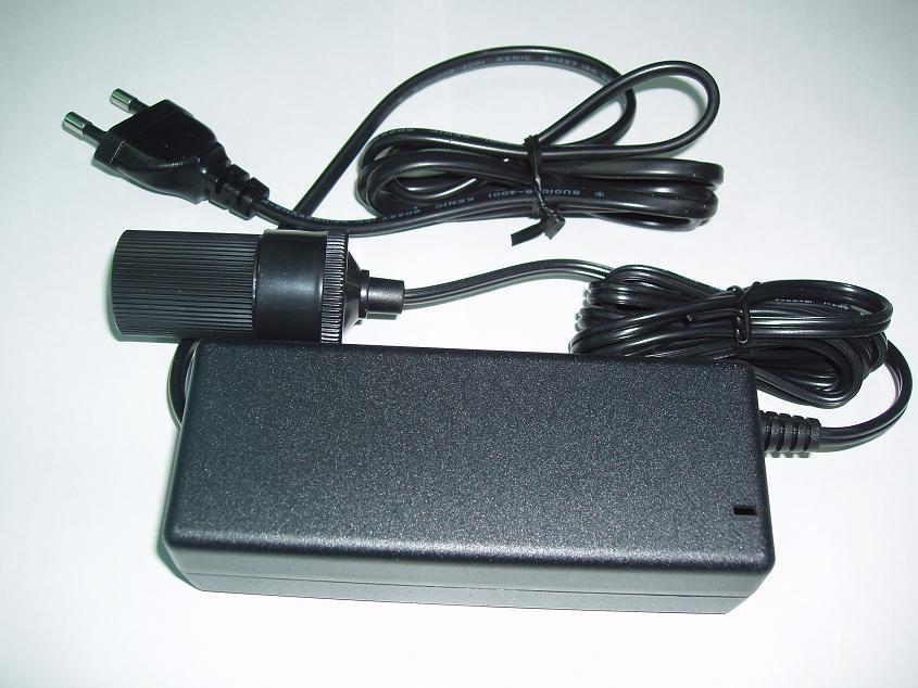 60W 12V5A POWER ADAPTER for car refrigerator  1