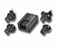 Sell 5W Interchangeable plug power adapter  2
