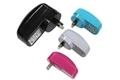 銷售5V1A  白色USB充電器 3