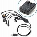 销售5V1A USB充电器 3