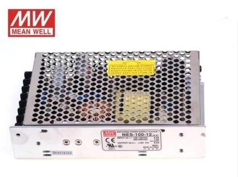 正品台湾明纬电源 NES-100-12 [12V8.5A] 1