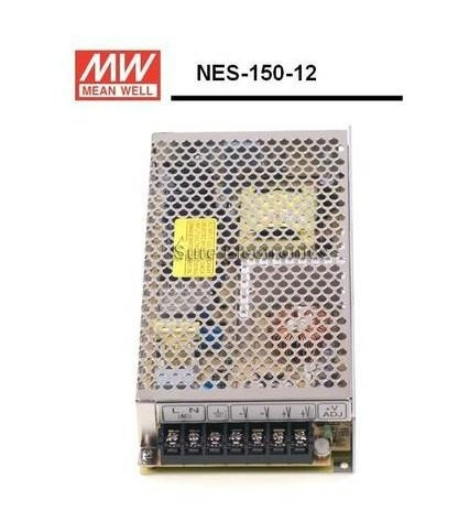 Sell Mean Well MW 12V 12.5A 150W AC/DC Switching Power Supply NES-150-12 1