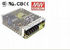 正品台湾明纬电源 NES-50-12 [12V4.2A]