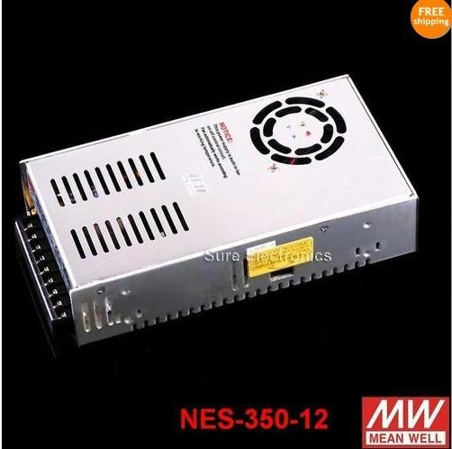 Sell MEAN WELL NES-350-12 power supply 1