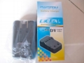 Battery Charger for Fuji NP-60  2