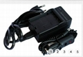 Battery Charger for Fuji NP-60  3