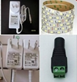 wholesales 12V0.5A Power adapter for led strip light 3