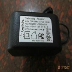 原装正品DVE 12V1.5A帝闻 监控电源适配器