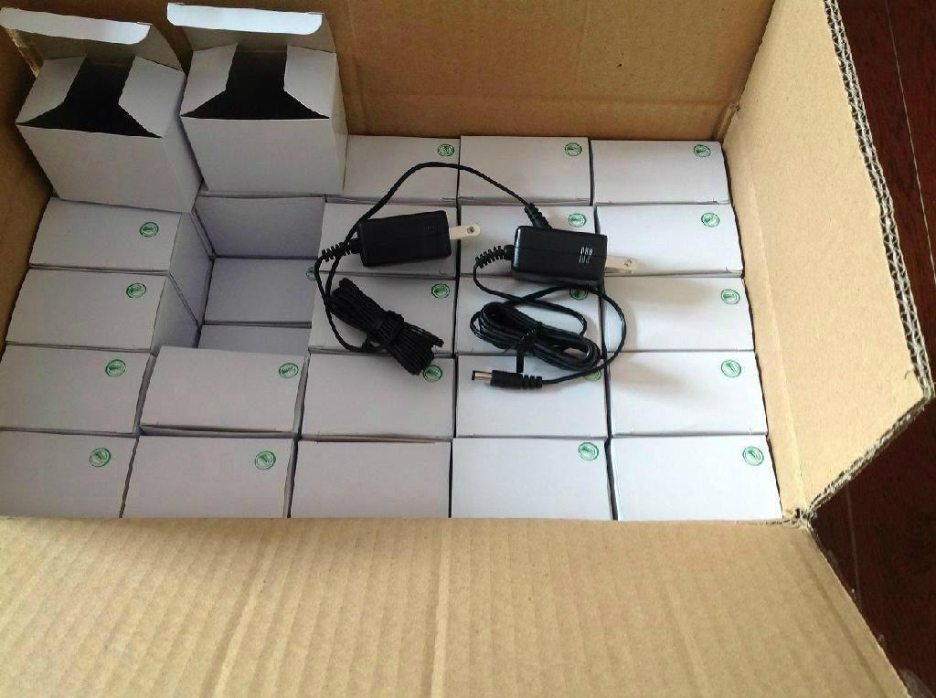 Wholesales 12V0.5A  AC/DC adaptor 2