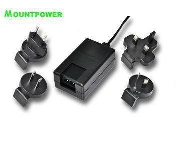 销售12V1A 可换头 开关电源 1