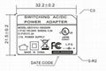 5V2A PSE AC/DC POWER ADAPTER