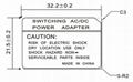 5V2A PSE电源适配器 4