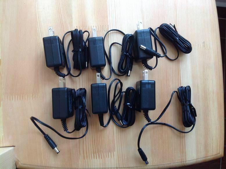 9V1.1A PSE電源適配器 1