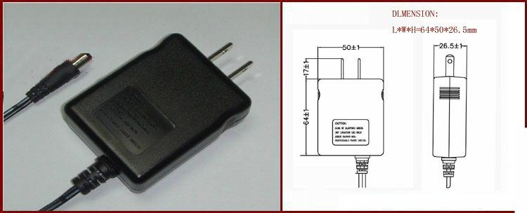 24V0.75A AC/DC ADAPTER 1
