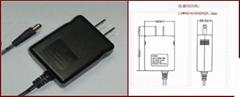 销售24V0.75A美式开关电源适配器