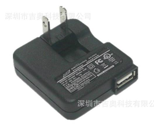 销售12V0.5A USB充电器 1