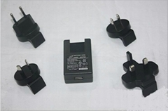 Sell 5W Interchangeable plug power adapter
