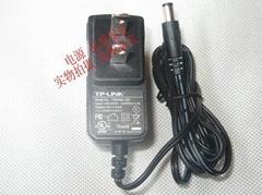 原裝 TP-LINK無線路由器電源9V 0.6A 交換機 電源適配器 美規