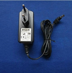 D-LINK 5V 2.5A Router Switch AC Power Supply Adapter Wall Charger