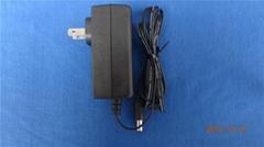 原裝APD亞源 12V1.5A 路由器 監控 音響電源適配器批發