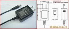 12v power adapter for led lights