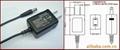 Wholesales G051U-050100-1 5V1A  power adapter 4