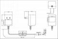 G051U-050100B-1 5V1A 电源 2