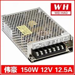 正品电源  MS-150-12 12V12.5A