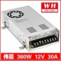Sell S-360-12 12V30A  power supply
