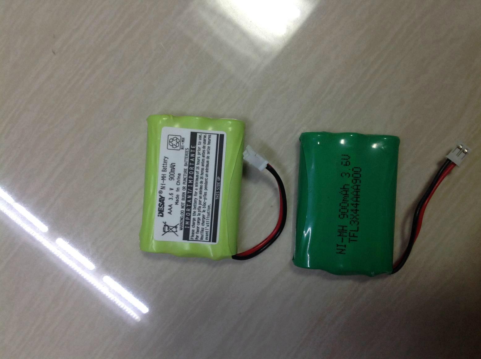 Motorola 婴儿监视器电池 2