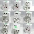 Multifunction Universal World Wide Travel Charger Adapter Plug