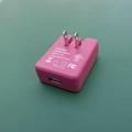銷售美規USB 5V0.5A電池充電器&適配器 9