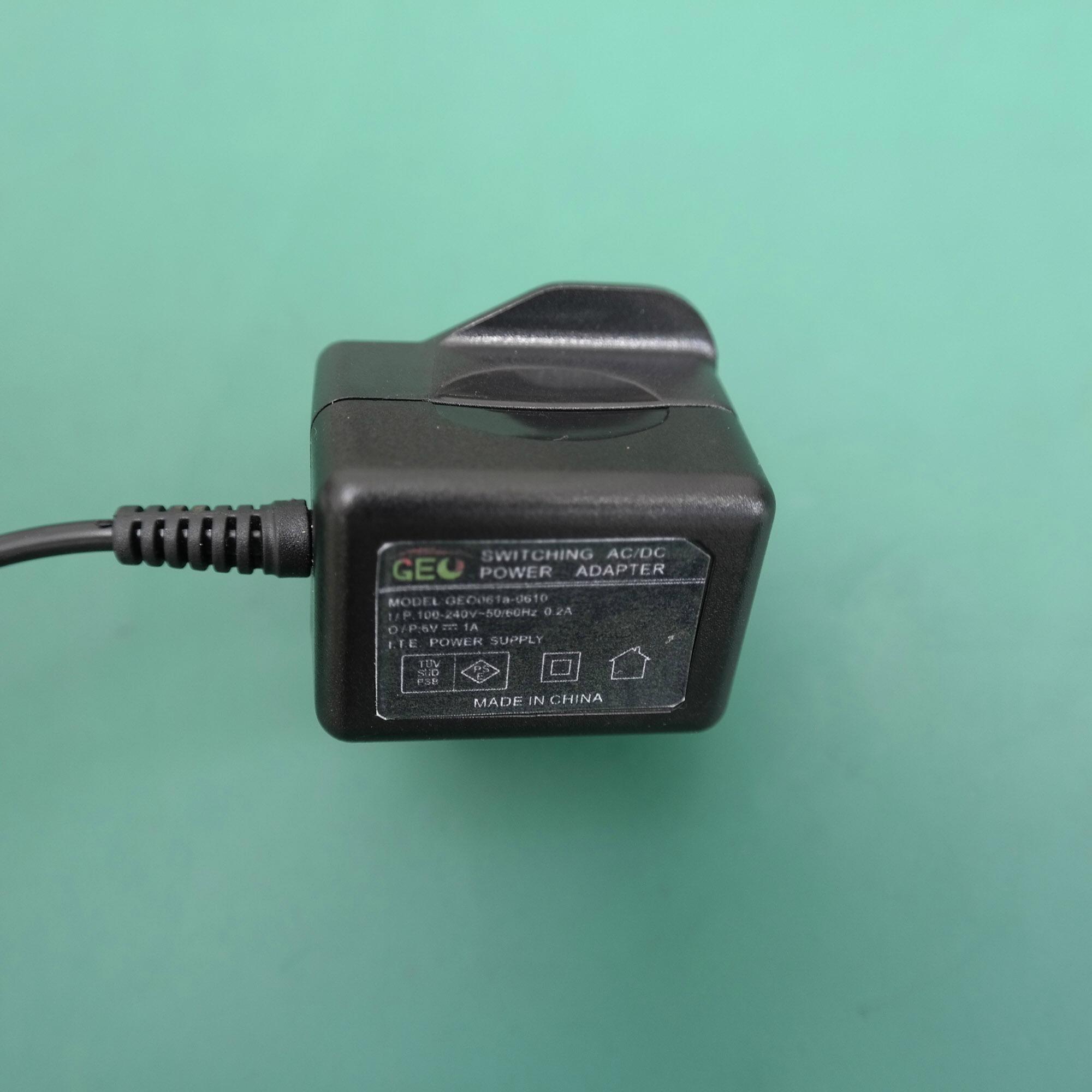 销售5W英国开关电源适配器 8