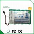 鎳氫4/3A3600mAh充電電池 7.2V電池組 電動工具醫療設備組合電池
