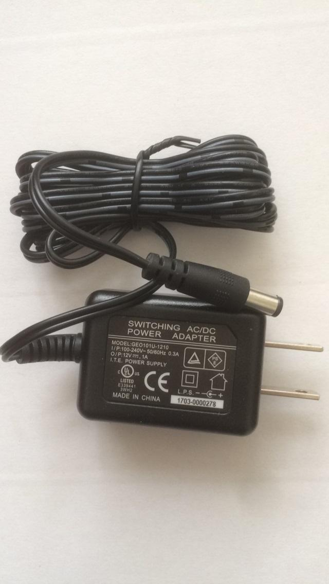 Mini size switching power supply 12V1A POWER ADAPTER In stock 4